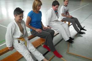 Feinmotorik fördernde Übungen für unsere Judo-Athleten, ein Beispiel für den ganzheitlichen Ansatz vom Gesundheitssportverein.
